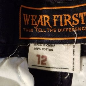 Wear First Bottoms - NWOT Wear First cargo Shorts